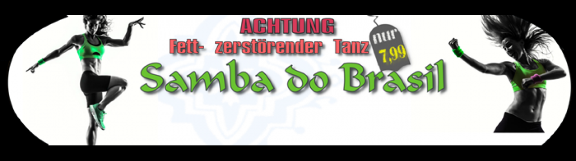 WERBUNG Samba Fitness