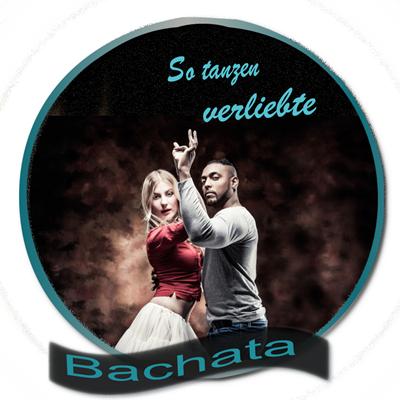 Ein Paar das zusammen tanzt. Ein schwarzer Mann und eine blonde, langhaarige Frau mit rotem Kleid.