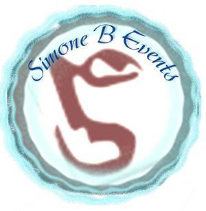 Logo von simonebevents. Ein S Buchstabe